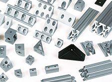 Aluminum Extrusion/Frames