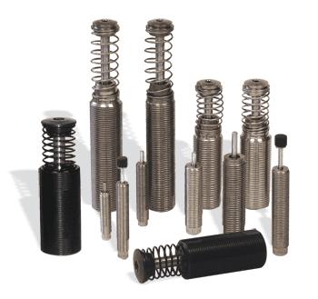 ITT Enidine Non-Adjustable Small Bore Shock Absorbers