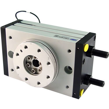 Fabco-Air Rotary Actuators