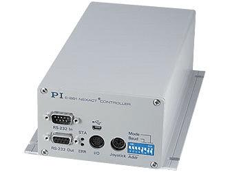 Physik Instrument E-861 High-Speed Digital Piezo PiezoWalk® NEXACT® Motion Controller/Driver