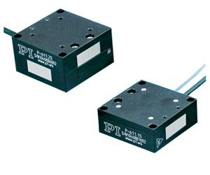 Physik Instrument P-611.1 · P-611.2 Compact X and XY Piezoelectric Nanopositioning Systems