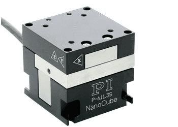 Physik Instrument P-611.3S · P-611.3O NanoCube® XYZ Nanopositioning Piezo System