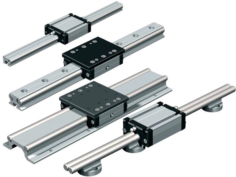 Isel Automation Linear Rails And Linear Bearings