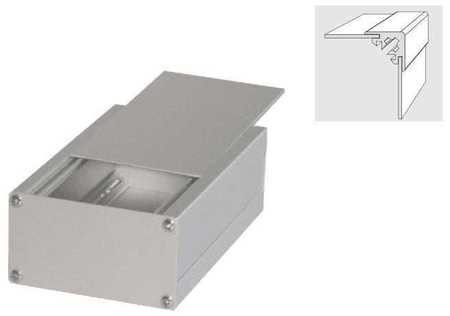 Isel Automation Aluminum Extrusion Enclosure Profiles