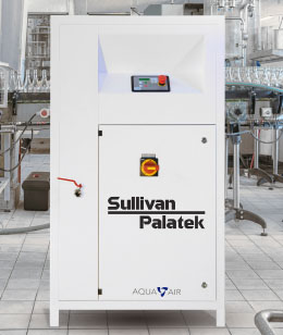 Sullivan Palatek Water Screw Compressors