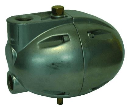 Pneumatech Mechanical Drains