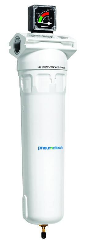 Pneumatech Silicone-free filters – SLF series