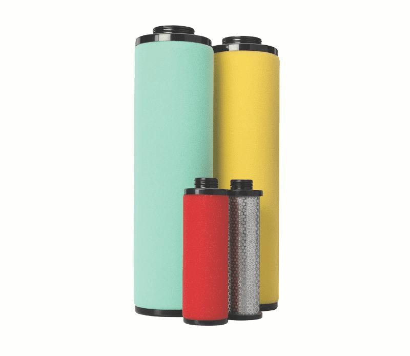Pneumatech Alternative line filter cartridges