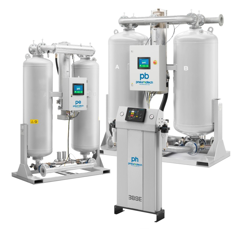Pneumatech Desiccant Dryers