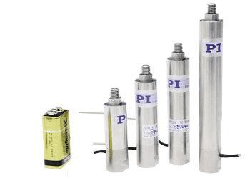 Physik Instrument P-842 · P-843 · P-844 · P-845 Preloaded Closed- and Open-Loop Piezo Actuators (LVPZT)
