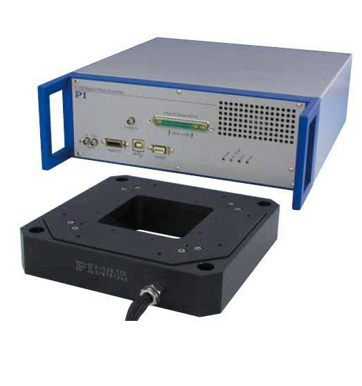Physik Instrument E-725 Digital Piezo Motion Controller For 3-Axis High-Precision Positioning Systems