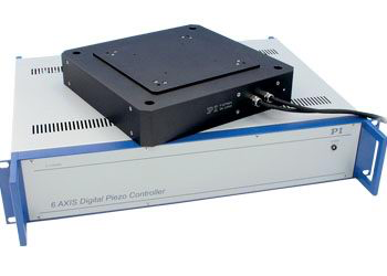Physik Instrument E-710 Multi-Channel Digital Piezo Controller with Dynamic Linearization