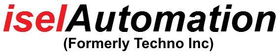 isel automation (formerly Techno, Inc.) Logo