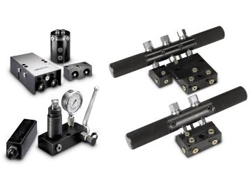 Enerpac Palletized Fixture Components