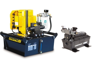 Enerpac Pumps and Power Sources