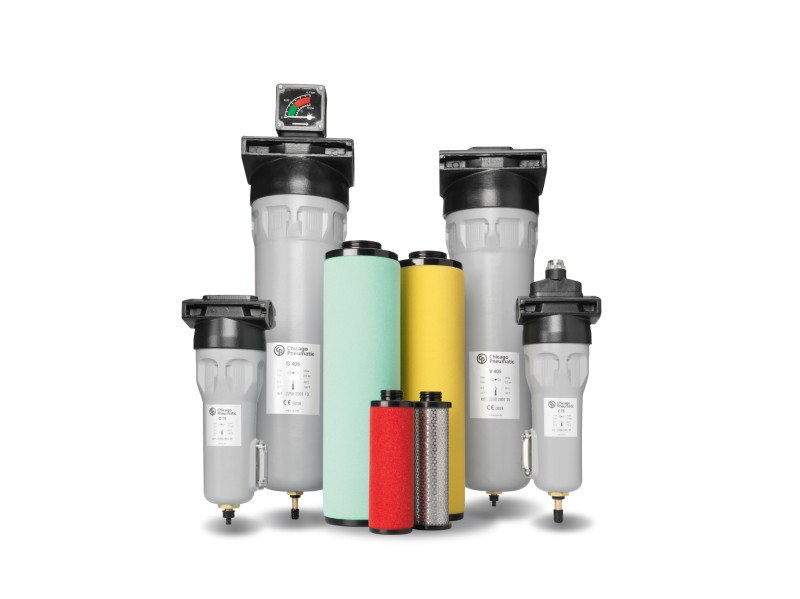 Chicago Pneumatic Line Filters