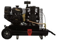 Chicago Pneumatic Contractor series compressors 1.5 to 12.75 hp