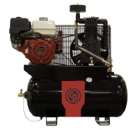 Chicago Pneumatic Two stage gas driven compressors 9 to 13 hp