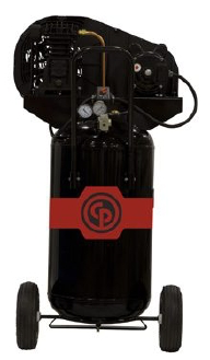 Chicago Pneumatic Single stage electric driven compressors 2 to 3.5 hp