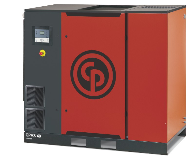 Chicago Pneumatic Variable Speed Rotary Screw Compressors CPVS 20-40