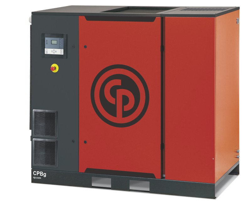Chicago Pneumatic Rotary Screw Compressors (Fixed Speed) CPBg 30-50 HP (IVR)
