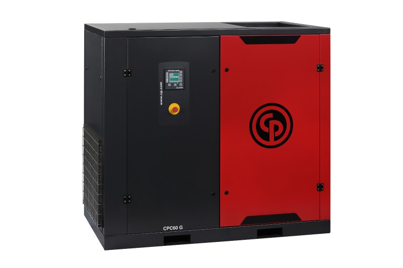 Chicago Pneumatic Rotary Screw Compressors (Fixed Speed) CPC G 40-60