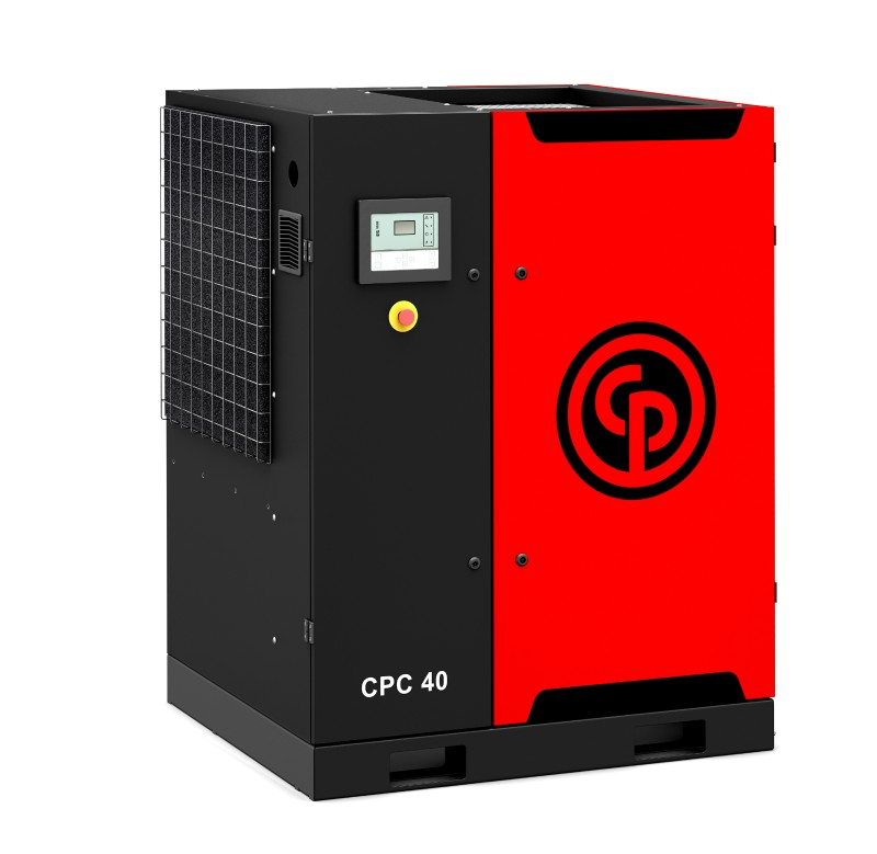 Chicago Pneumatic Rotary Screw Compressors (Fixed Speed) CPC 40-60