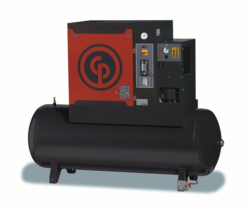 Chicago Pneumatic Rotary Screw Compressors (Fixed Speed) CPM 3-20HP