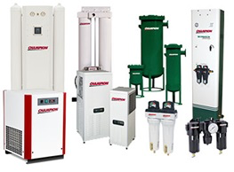 Champion Pneumatic Air Treatment Products