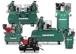 Champion Pneumatic Reciprocating Compressors