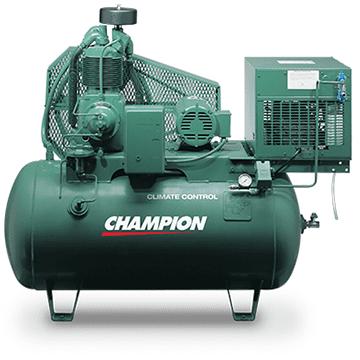 Champion Pneumatic Climate Control