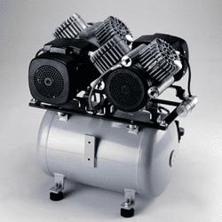 Jun-Air Quiet & Clean Air - Oil-less Piston Compressors
