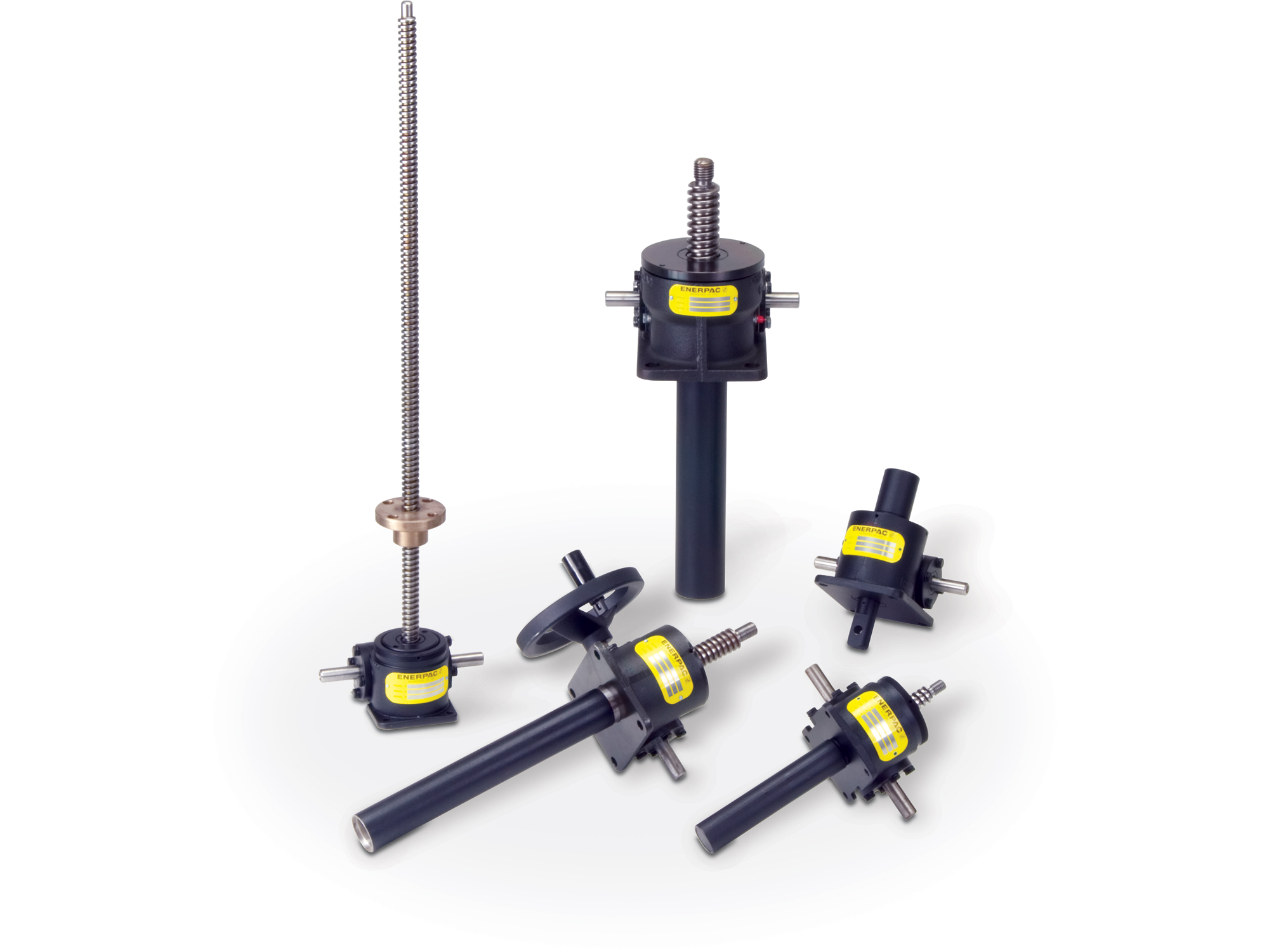 Enerpac Mechanical Actuators