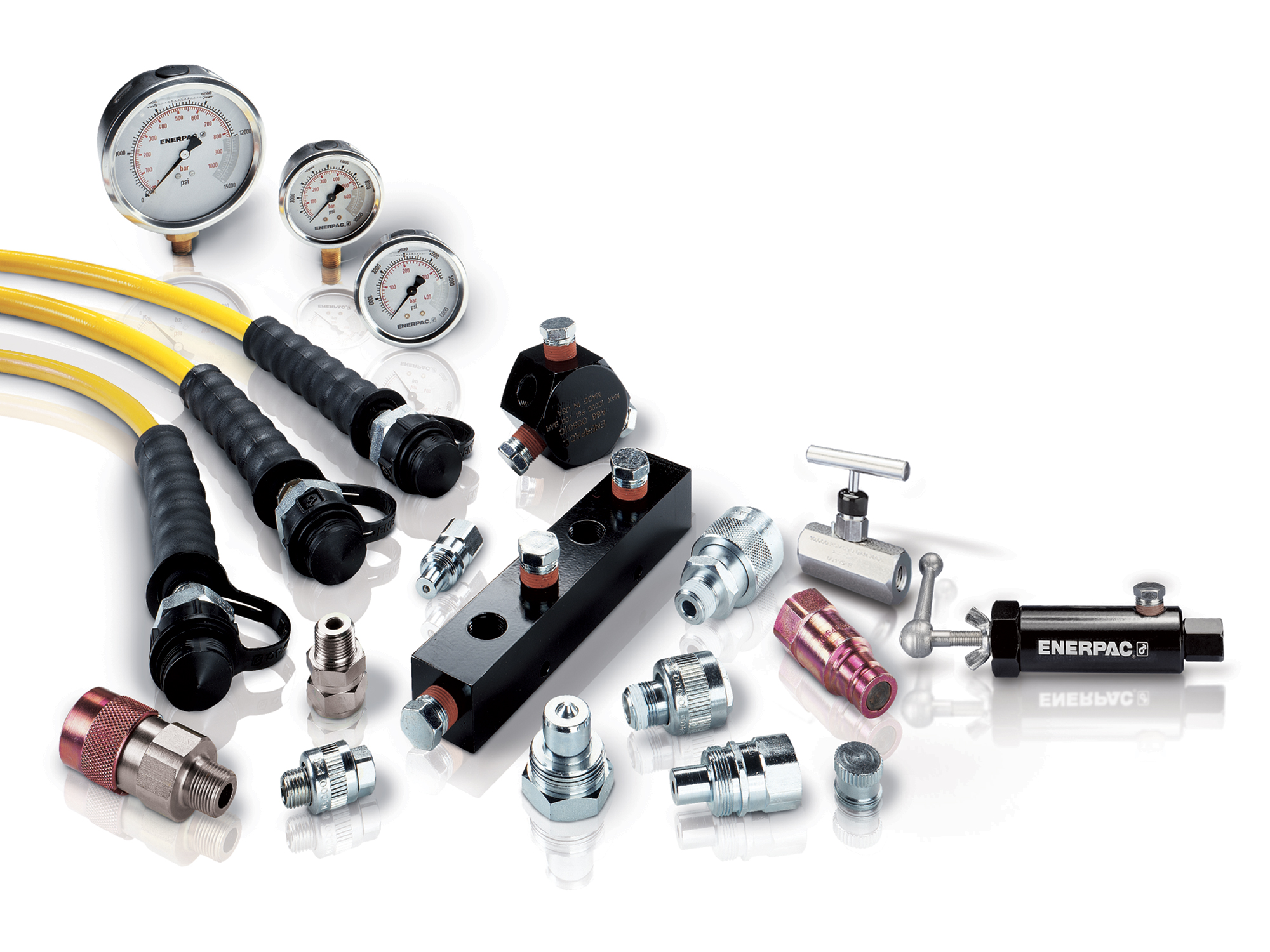 Enerpac System Components