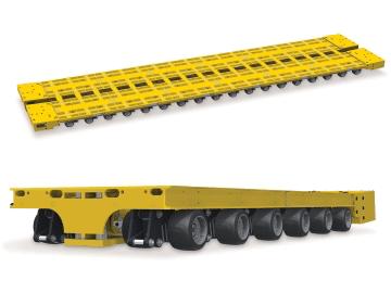 Enerpac Self-Propelled Modular Transporters