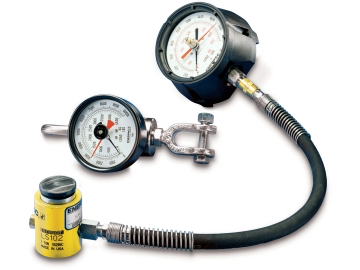 Enerpac Tension Meter and Load Cells