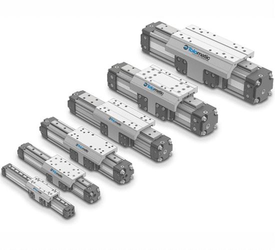 Tolomatic MXP-P Profiled Rail Air Actuator