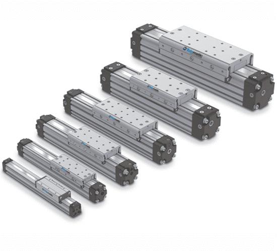 Tolomatic MXP-S Long Stroke Pneumatic Air Cylinder