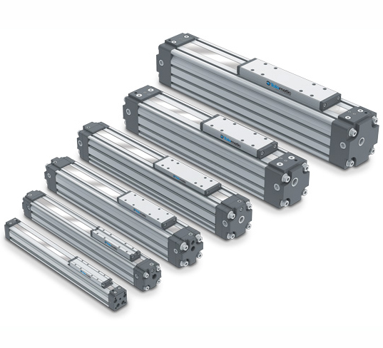 Tolomatic MXP-N Internal Bearing Compact Air Cylinders
