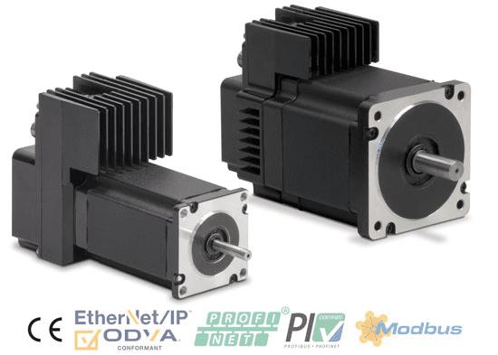 Tolomatic ACSI Basic Integrated Servo Motor/Drive/Controller
