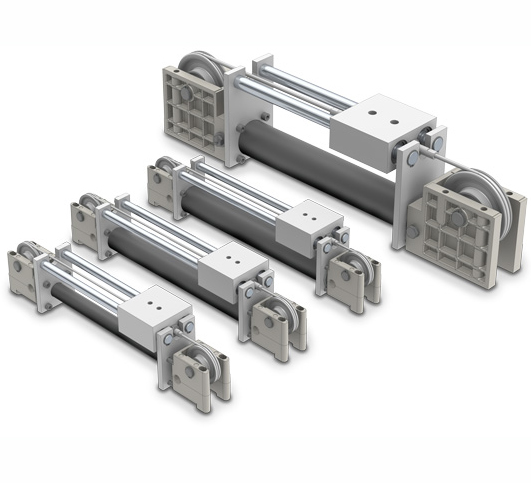 Tolomatic Track Cable Cylinders
