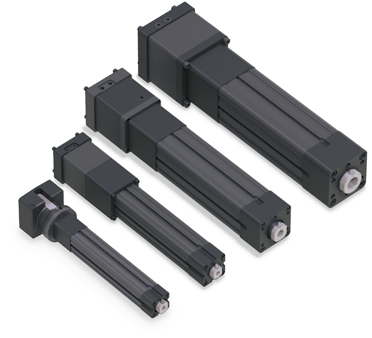 Tolomatic RSA-HT Heavy Duty, High Force Electric Rod Actuators