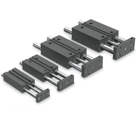 Tolomatic Power-Block Pneumatic Linear Thruster