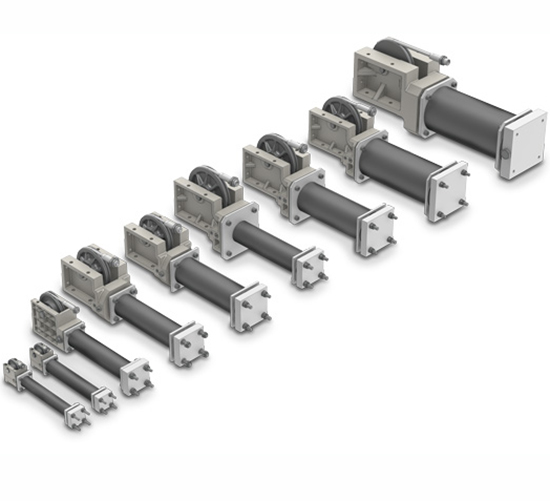 Tolomatic Single Acting Pneumatic Air Cylinders