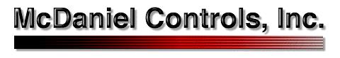 McDaniel Controls Logo