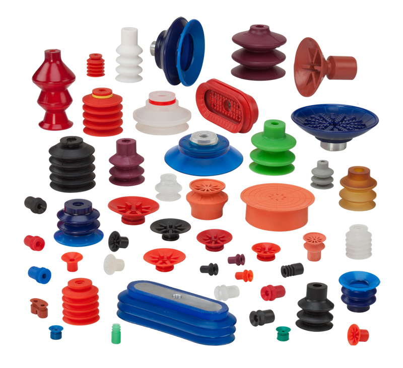 Vaccon - Vacuum Cups & Fittings