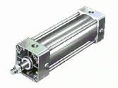 Schrader Bellows C Medium Duty Pneumatic Cylinder