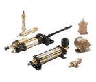 Schrader Bellows Brass Actuator Products