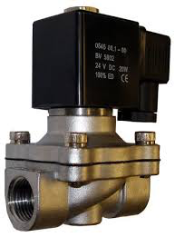 STC Valve Solenoid Valves Air & Liquid Valves