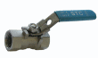 STC Stainless Steel Reduced Port Ball Valve